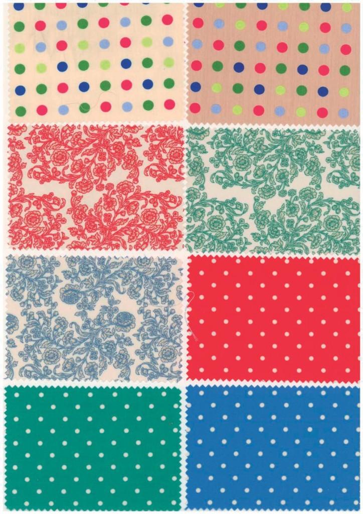 Almacenes de telas sevilla great amapola pendientes de - Telas de flamenca online ...